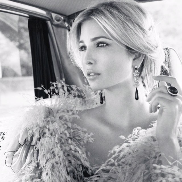 Ivanka Trump - Classic Beauty