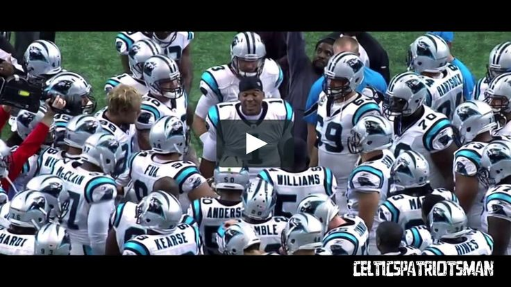 CAM NEWTON - UNSTOPPABLE - PANTHERS on Vimeo