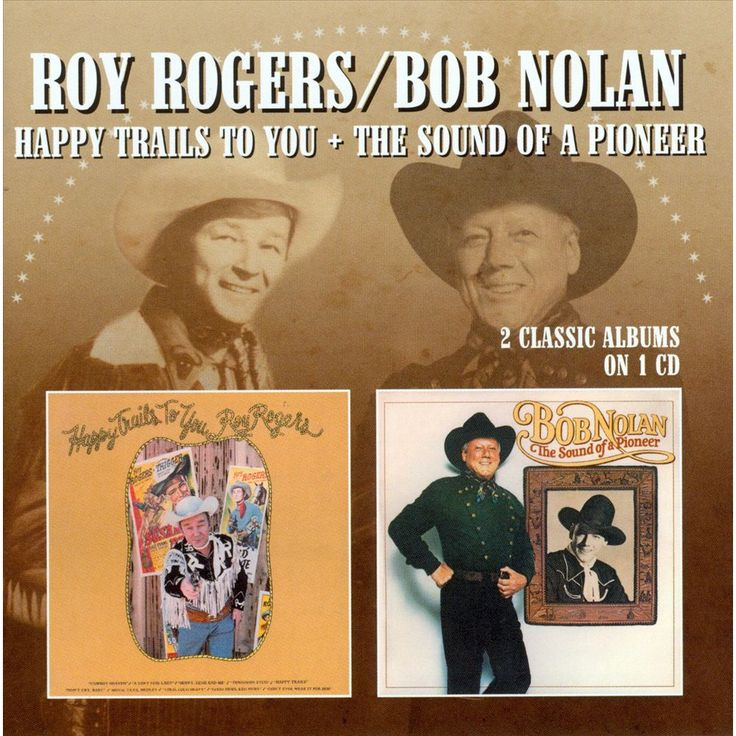 Happy Trails To You/The Sound Of A Pioneer (Uk)