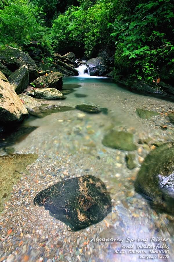 85cc3b6c7670 Alpaparay Spring River and Waterfalls Baco Oriental Mindoro ...
