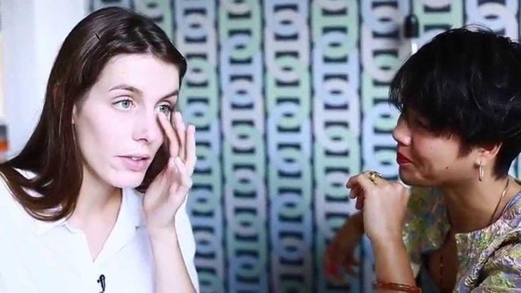 Beauty Portrait Contouring avec Air Mat par Super by Timai et Cut by fred