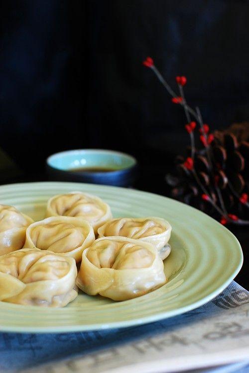 Korean mandu and mandu recipe. Mandu are Korean dumplings. Mandu is a must-have…