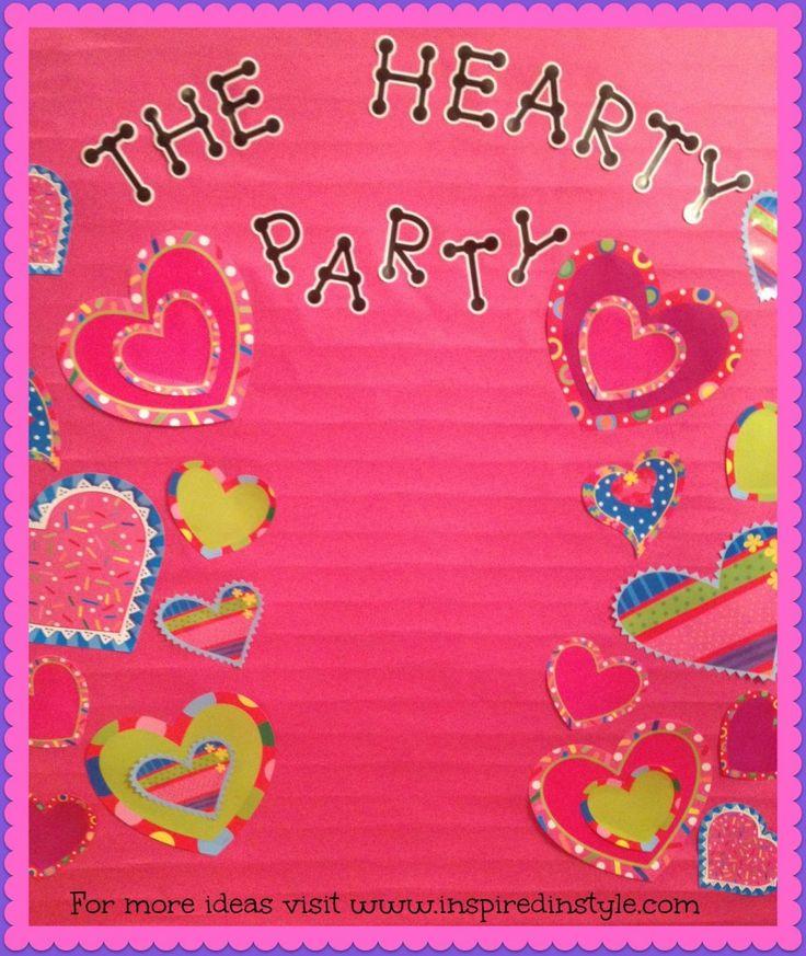 12 best Valentine\'s Dance Backdrop Ideas images on Pinterest ...