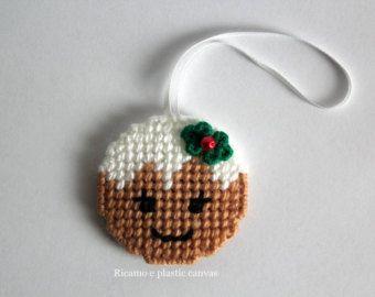 Christmas Pudding Ornament, Christmas Decoration, Christmas Tree, Christmas Ornament, Tree Decoration, Christmas Gifts, Holidays Decoration