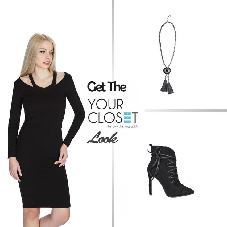 Get the YourCloset #winter #look! #fashion #fashionlover #getthelook #lookoftheday #shoes #black #autumn #winter #newcollection #woman #womanstyle #fashionblog #fashionblogger #newcollection #womenswear #bestoftheday #fashionista #fashionaddict