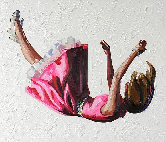 Reemtsen's paintings explore the paradoxical state of being female in a post-feminist contemporary society. Closes November 12 at Skidmore Contemporary.
