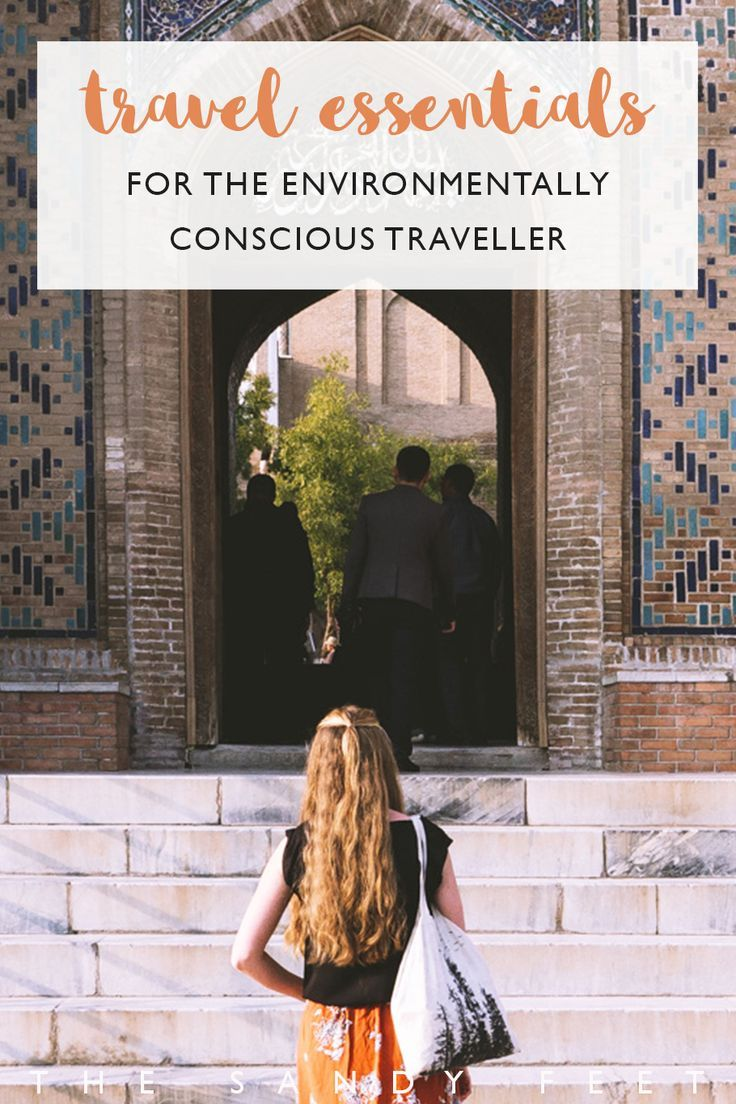 Eco-Friendly Travel Essentials For The Environmentally Conscious Traveller