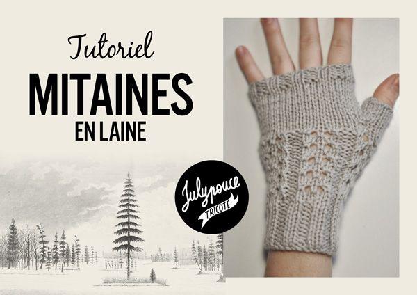 Tutoriels gratuits   Julypouce tricote