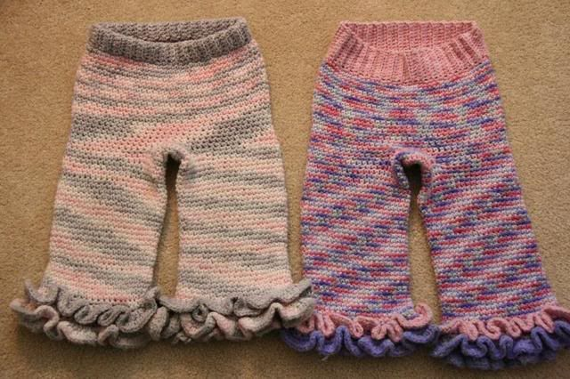 Free instructions for single crocheted shorties/longies - ClothDiaperNation