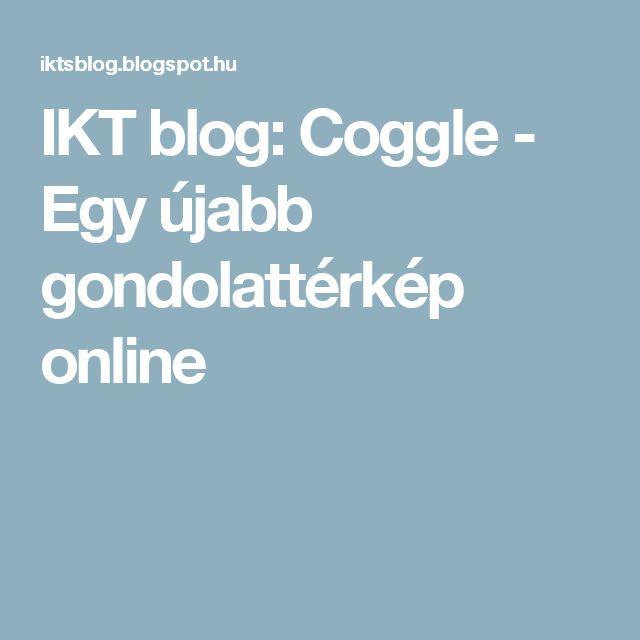 IKT blog: Coggle - Egy újabb gondolattérkép online