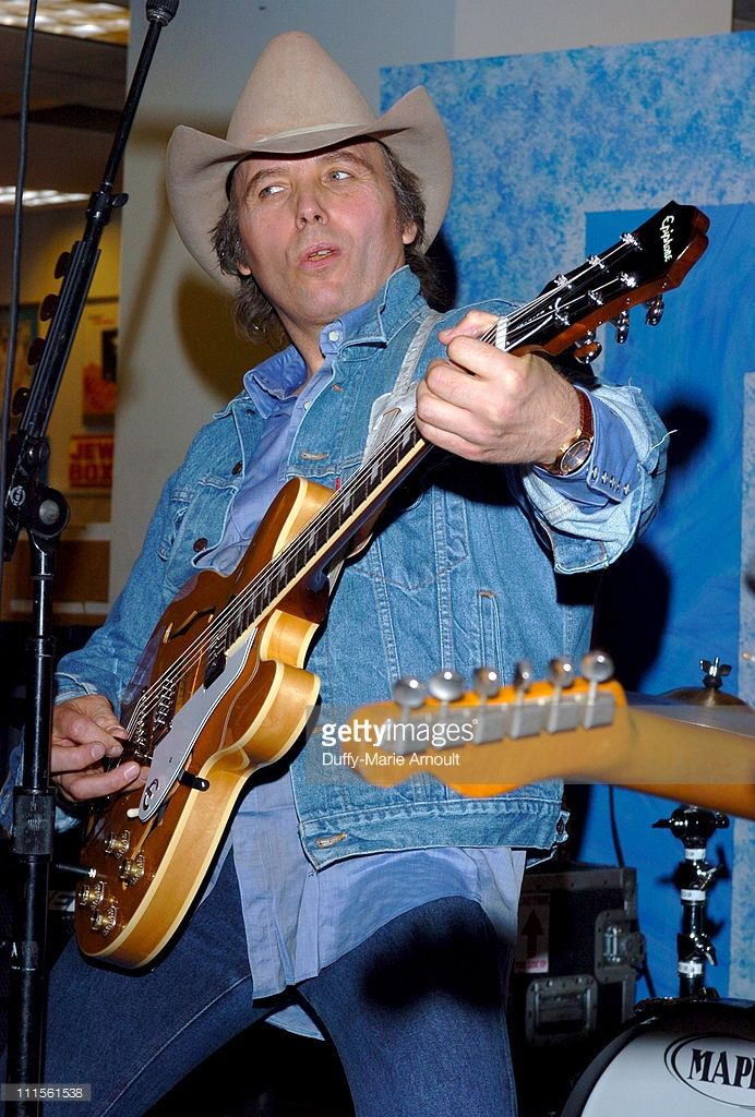 Dwight Yoakam during Dwight Yoakam In-Store Performance at the Lincoln Center Tower Records - June 20, 2005 at The Lincoln Center Tower Records in New York City, New York, United States.