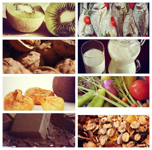alimentos contra depresión. Infórmate en www.amareblogger.com