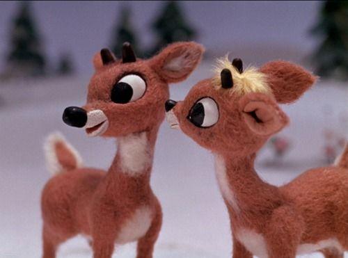 Lovely Christmas Rudolph