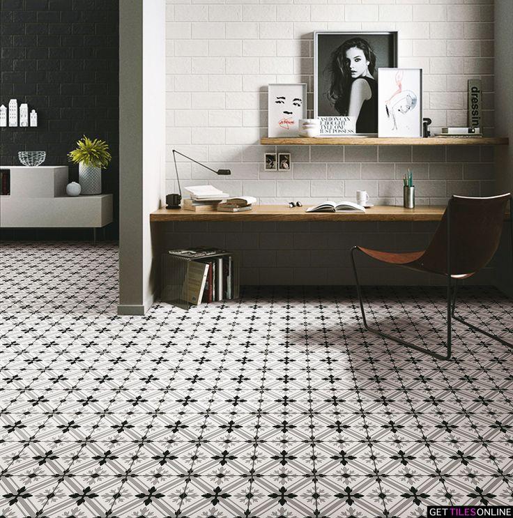 Keith Classic Grey Matt 200x200 (Code:01426) - Get Tiles Online