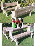 Folding Picnic Table Bench Plans Pdf Woodworking Projects Plans