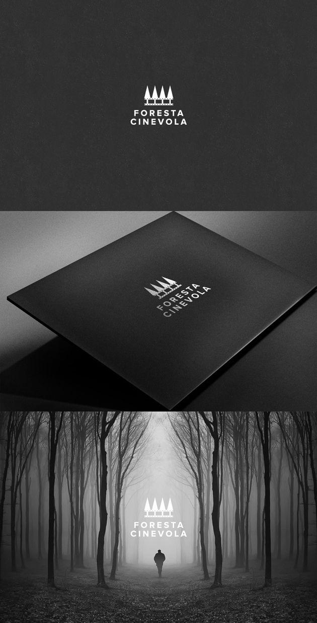 Foresta Cinevola logo by Motyf
