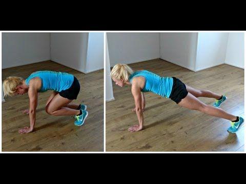 Full Body Workout -  Vetverbranding en Lovehandles