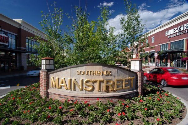 Southlands Mall - Main Street