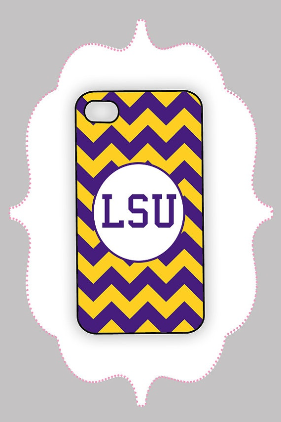 iPhone Case Louisiana Game Day iPhone 4 Case iPhone by CalisCases, $16.99