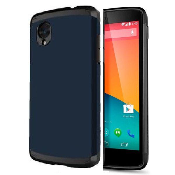 Θήκη Πλαστική Armor Case OEM Μπλε (Google Nexus 5) - myThiki.gr - Θήκες Κινητών-Αξεσουάρ για Smartphones και Tablets - Χρώμα μπλε