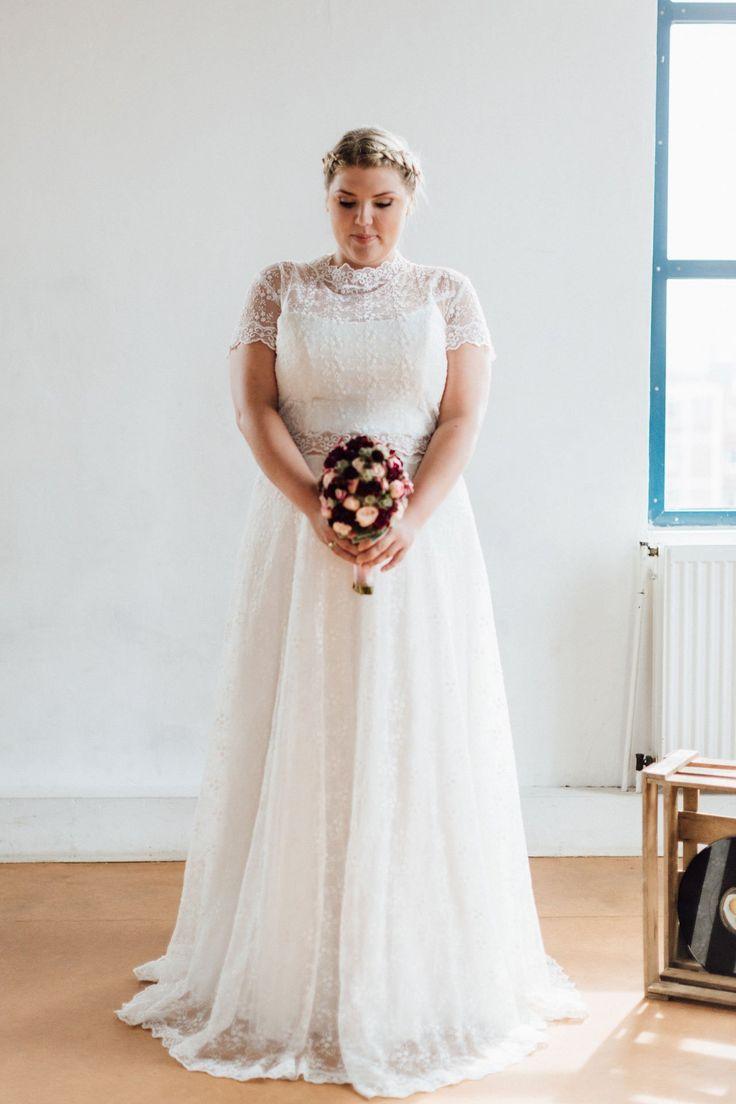 Brautkleider Größe 48 50 52 Sue | Braut, Kleider hochzeit