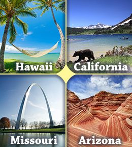 Top family vacation spots in the United States