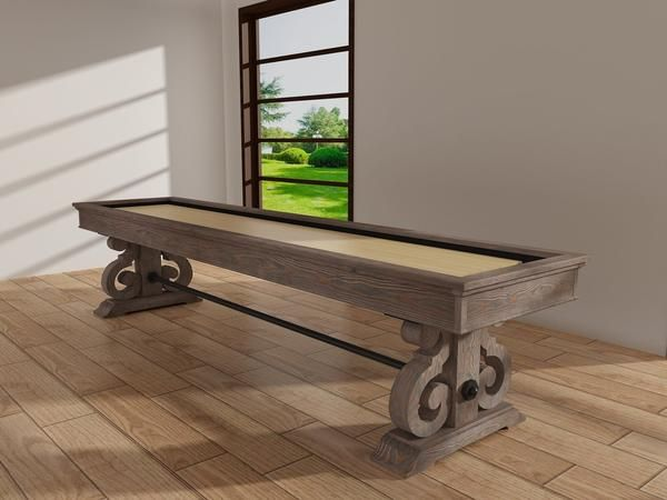 Imperial Barnstable 12' Shuffleboard Table available for sale and free shipping by Shuffleboard Planet! Huge selection of shuffleboard tables and....