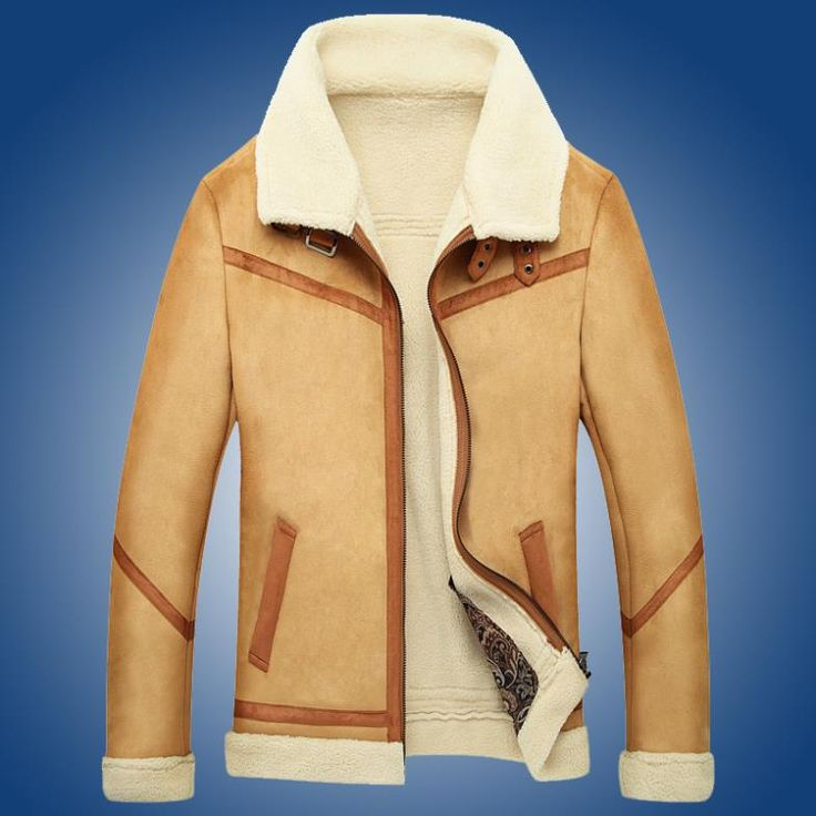 >> Click to Buy << Air force one with thick fur jackets men thickening of European and American wind velvet autumn and winter clothing leather coat #Affiliate