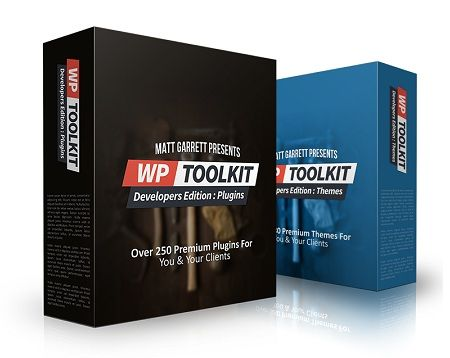 WP Toolkit Developers Edition : this toolkit library has over 380 premium themes, over 200 of which are mobile responsive plus over 250 premium plugins!