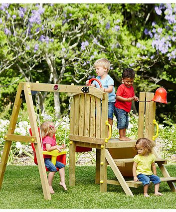 Plum Toddler Tower Wooden Play Centre In 2019 New House Play