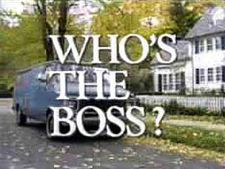 Who's the Boss? is an American sitcom created by Martin Cohan and Blake Hunter, which aired on ABC from September 20, 1984 to April 25, 1992. The series starred Tony Danza as a retired major league baseball player who relocates to Fairfield, Connecticut to work as a live-in housekeeper for a divorced advertising executive, played by Judith Light. Also featured were Alyssa Milano, Danny Pintauro, and Katherine Helmond.