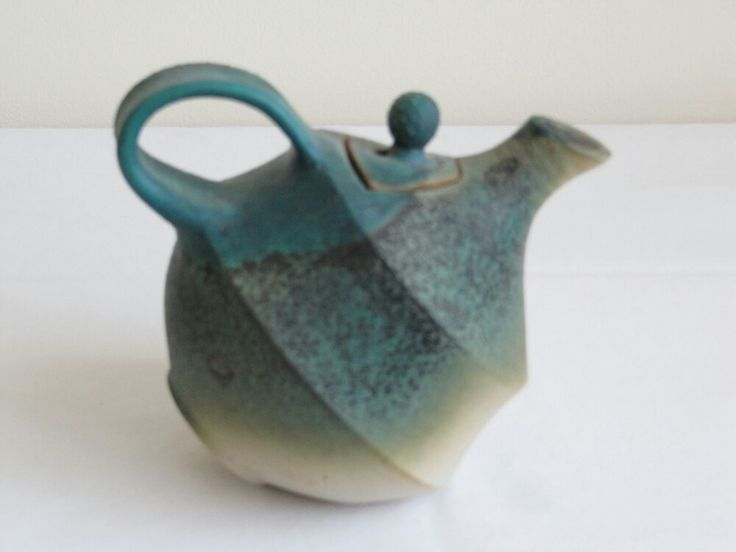 David Brown, Merriott, Somerset. Teapot