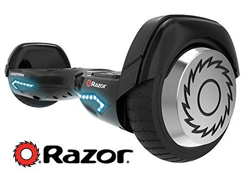 Razor Hovertrax 2.0 Hoverboard Self-Balancing Smart Scooter - Black