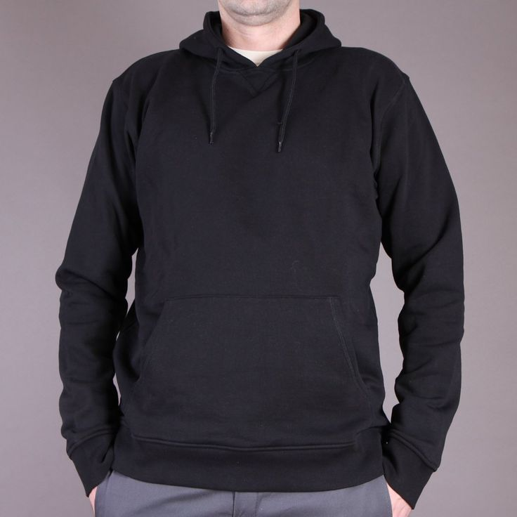 Czarna bluza z kapturem Dickies Philadelphia Black / www.brandsplanet.pl / #dickies streetwear