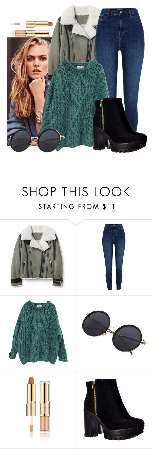 """""""winter look"""" by iandcheshirecat ❤ liked on Polyvore featuring Rampage, River Island, Essentiel, outfit, look, Trendy and trend"""