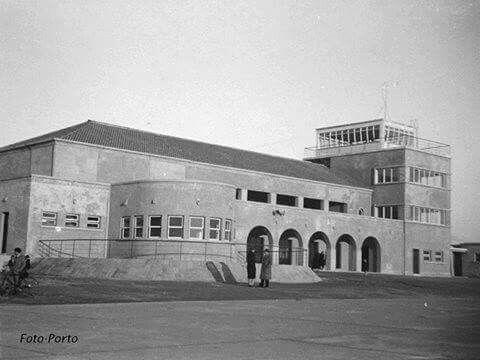 Aeroporto Pedras Rubras 1960