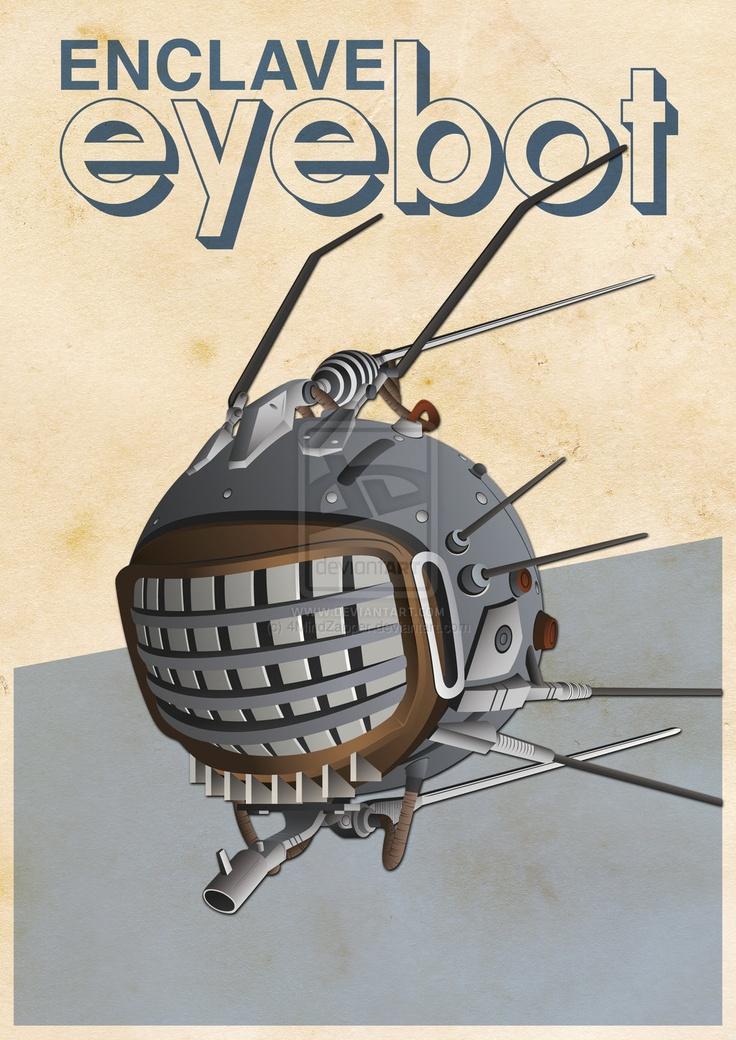 Fallout 3 Eyebot