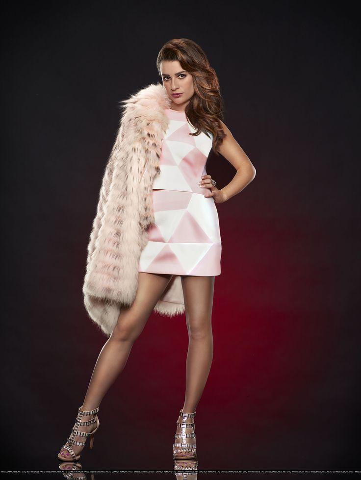 Lea Michele as Chanel #6 in Scream Queens