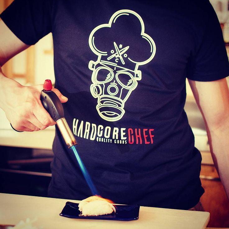 WALTER T-SHIRT 👕 👌  SHOP AT ➡ LINK IN BIO  #hardcore #chef #hardcorechef…