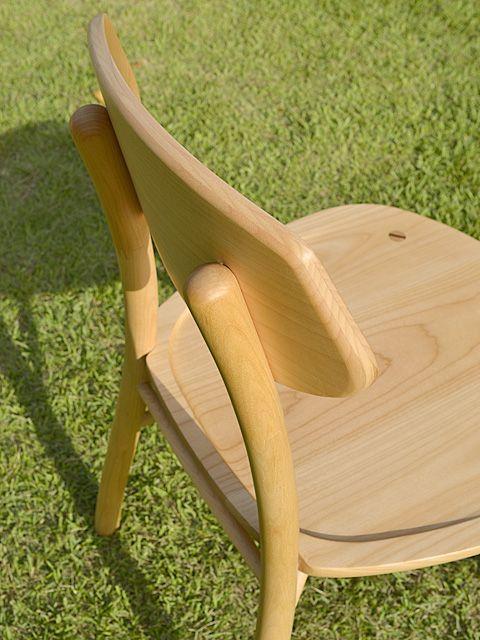 メイ プレート チェア | 椅子 | 家具 | KEYUCA ¥22,680-