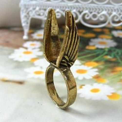 Wing Ring Copper - One Size