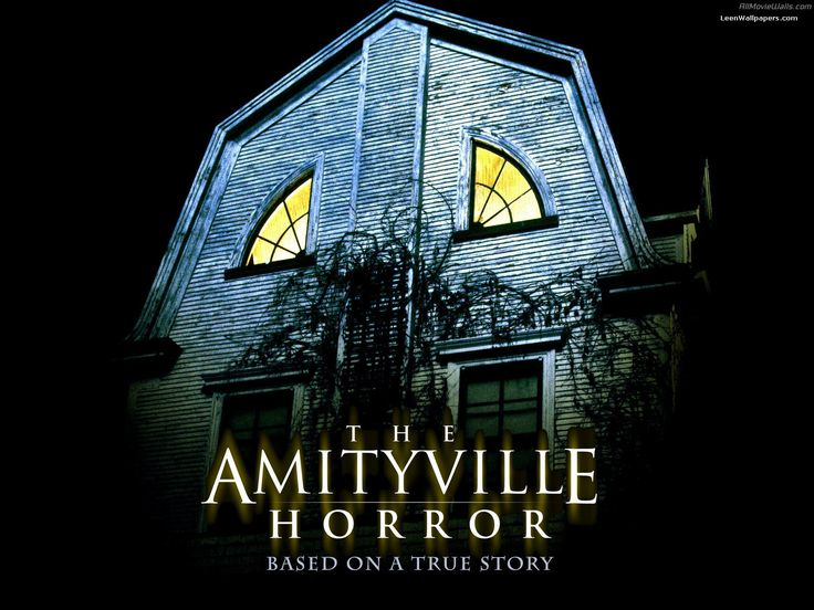 One of my favorite horror movies / books.