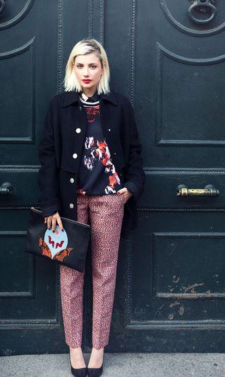 Así viste Miriam Giovanelli   Vogue
