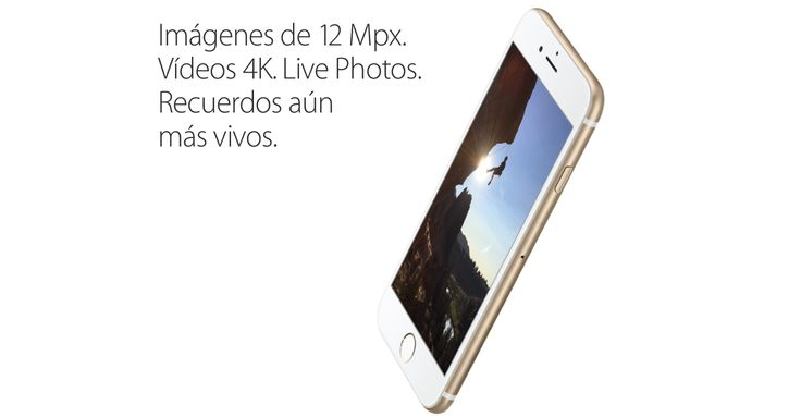 Cómo activar la grabación 4K en el iPhone 6s - http://www.actualidadiphone.com/como-activar-la-grabacion-4k-en-el-iphone-6s/