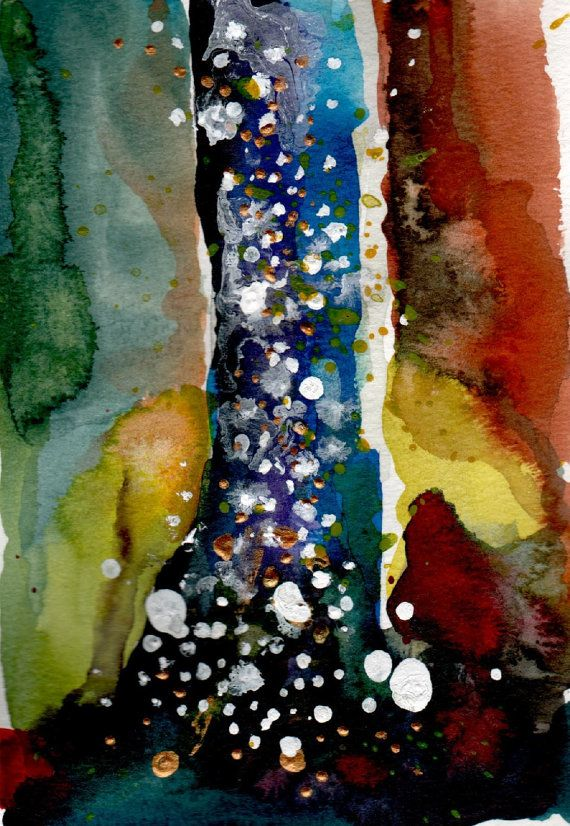 Paintbrushes dance by silaloba on Etsy, Ft4900.00