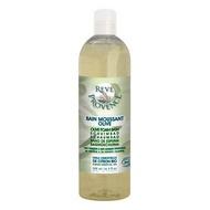 Spumă de baie Bio cu ulei de măsline şi lămâie Reve de Provence Păstrează frumusețea și prospețimea pielii tale folosind în timpul băii, această spumă de baie cu ulei de măsline și lămâie. Secretul unui corp îmbrăcat intr-o piele catifelată și hidratantă? Băile cu uleiuri esenţiale. Descoperă întregul suflet al regiunii Provence, tărâmul luminilor şi al aromelor!