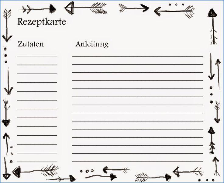 34 best Kochbuch Rezeptbuch images on Pinterest   Organizers ...