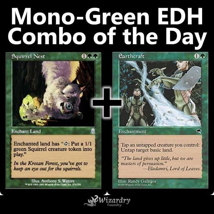 Our EDH Commander combo of the day! Do you play this in any