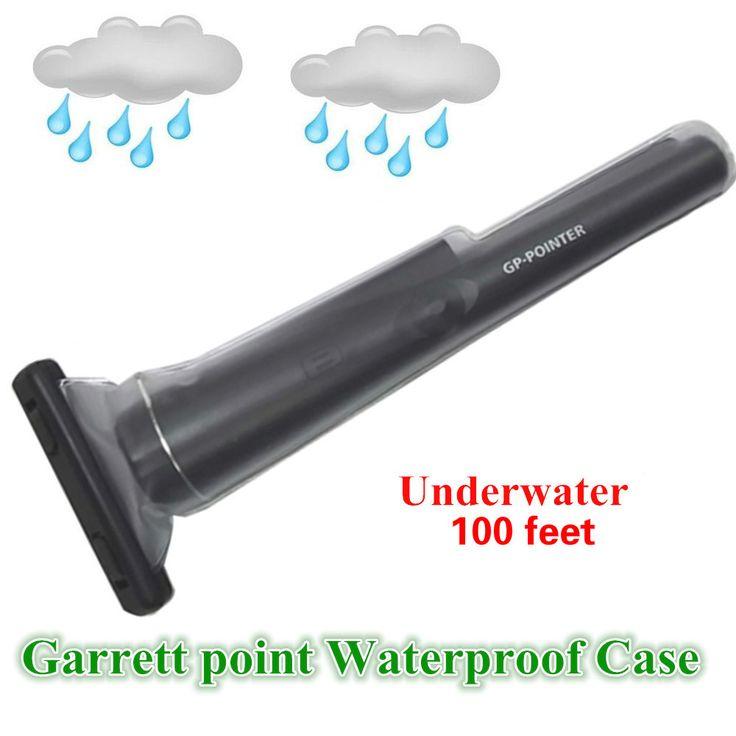 2017NEW Garrett Metal Detector Waterproof Case Pro Pointer Pinpointing Cover GP-POINTER Hand Held Metal Detector Waterproof Case