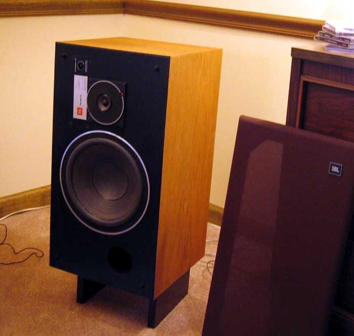 Jbl Decade Speakers Stereo System